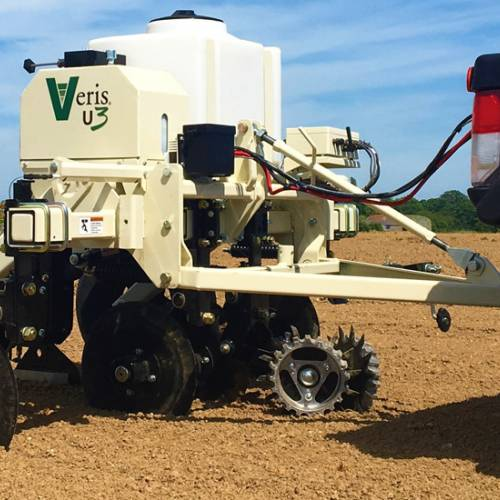 The UK's first Veris U3 Soil Scanner from Veris Technologies arrives at Farm Image HQ!