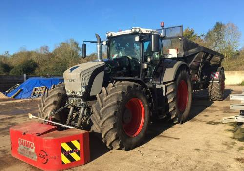 Fendt 939 Profi Plus Black Beauty