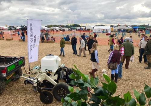 Weald Of Kent Ploughing Match