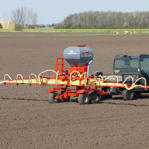 A Flying Start to the Avadex Season! New Precision Avadex Applicator a Hit With Farm Image Customers