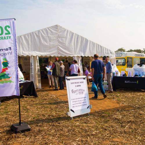 ACS brings the party to this year's East Kent Ploughing Match!